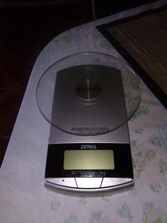 Balanza Digital De Cocina Arma Modelo Bc 7108 Max 3kg