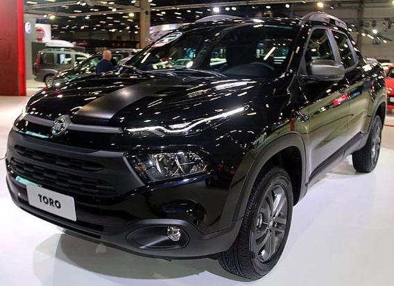 Fiat Toro 0km 2020 - Retira Con $130.000 Y Cuotas - L