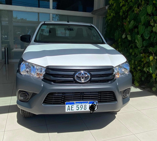 Toyota Hilux 4x4 Dx Cabina Simple