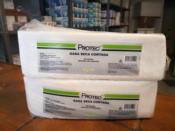 Gasa 10x10 Cm. Protec No Estéril