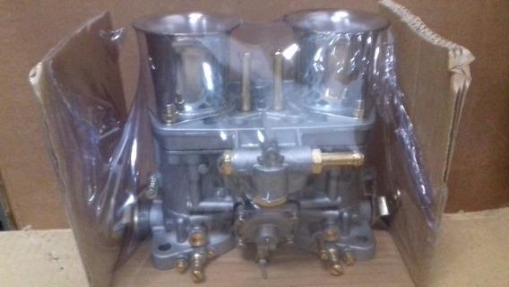 Carburador Weber 44 Idf Com Cornetas Gas Opala Fusca G46