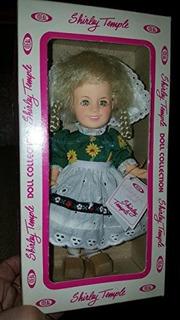 Shirley Temple Heidi Ideal Muñeca De 7 1/2 Pulgadas