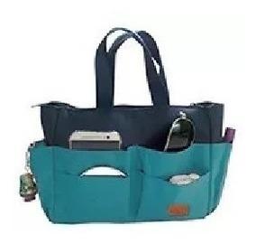 Organizador De Cartera Bag In Bag Realizado En Cordura Impo