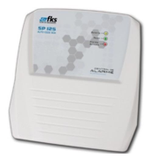 Central Alarme Residencial Comercial 1 Controle + Fonte Fks