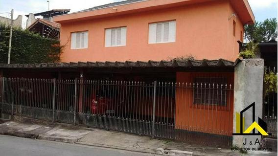 Sobrado Para Venda Em Osasco, Jaguaribe, 3 Dormitórios, 1 Banheiro, 3 Vagas - So 00019_1-1345473
