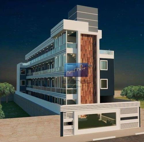 Imagem 1 de 4 de Studio Com 3 Dormitórios À Venda, 72 M² Por R$ 300.000,00 - Vila Guilhermina - São Paulo/sp - St0512