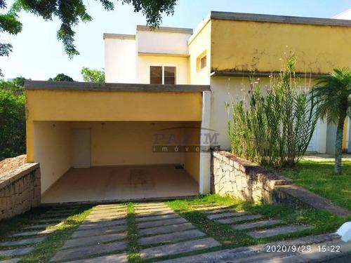 Casa Com 3 Dormitórios À Venda, 235 M² - Condomínio Recanto Dos Paturis - Vinhedo/sp - Ca4515