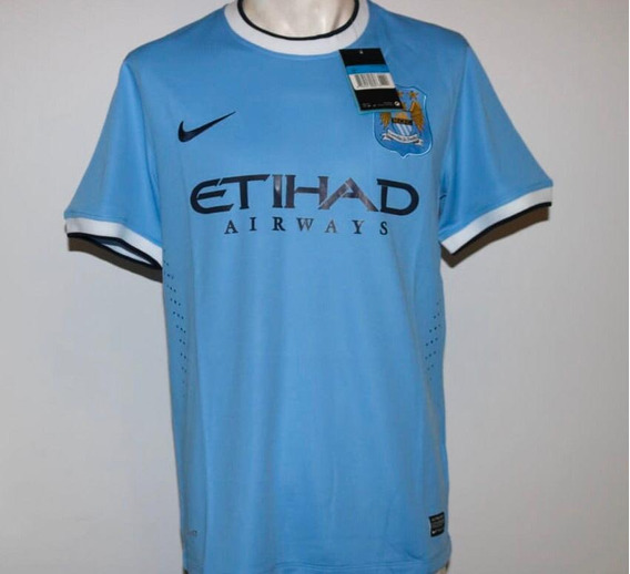 Camiseta Manchester City - Umbro 2013/2014