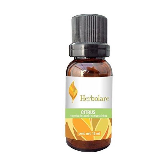 Mezcla Aceite Esencial Citrus Aromaterapia Masaje Herbolare
