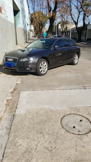Audi Avant 1.8 Turbo Secuencial 8 Marchas