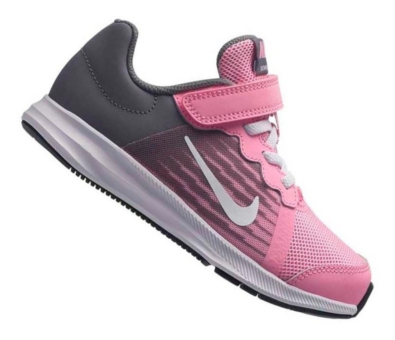 Tênis Nike Downshifter Infantil Menina Rosa 922857602
