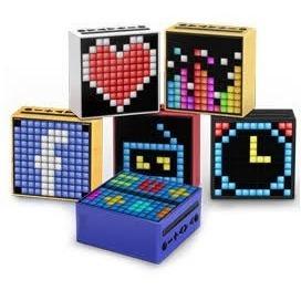 Caixa De Som Divoom Timebox Bluetooth