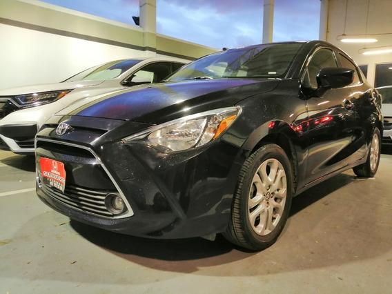 Toyota Yaris Rxle 2016