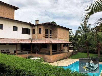 Casa Com 3 Dormitórios À Venda, 605 M² Por R$ 2.200.000 - Jardim Haras Bela Vista Gl Dois - Vargem Grande Paulista/sp - Ca0051