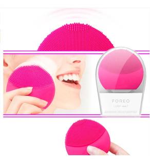 Limpiador Facial Exfoliación Masajeador Foreo Ultrasonido