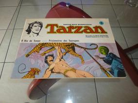 Tarzan -ebal Ed. Rara De Russ Manning - Ótimo - Vol.3