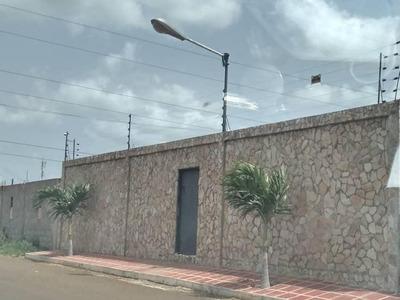 Galpon Industrial Con Oficina En Anaco