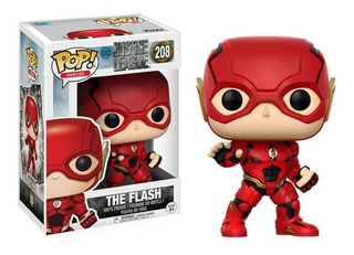 Funko Pop Heroes #208 Justice League The Flash Nortoys