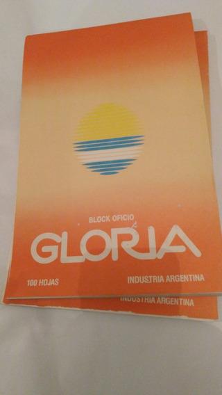 Block 100 Hojas Lisas Oficio Liquido!!!