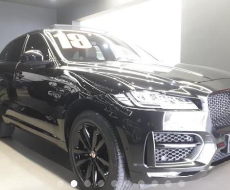 Jaguar F-pace 2.0 R-sport 5p 2019