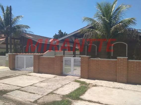 Casa Terrea Em Praia De Boracea - Bertioga, Sp - 280460