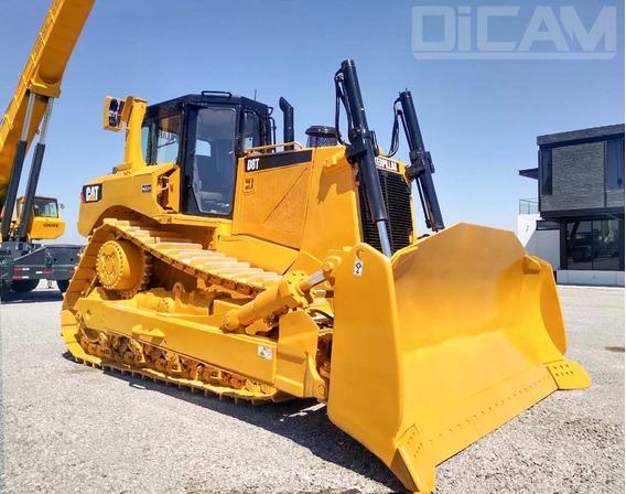 Tractor Bulldozer Caterpillar D8t Año 2012