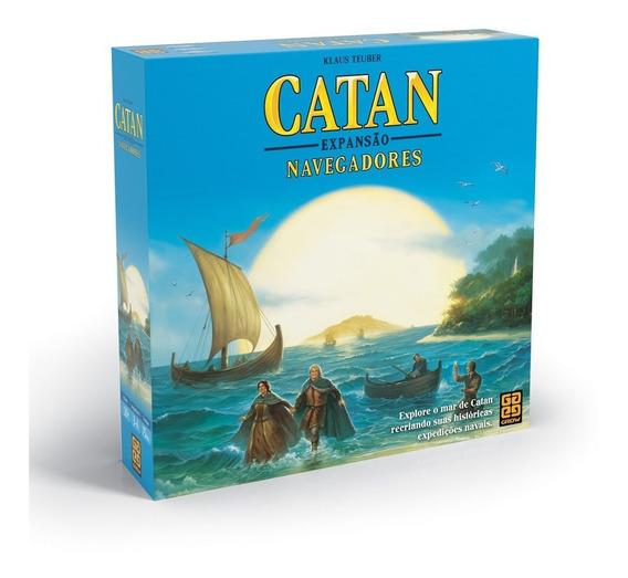 Catan - Expansão Navegadores Grow