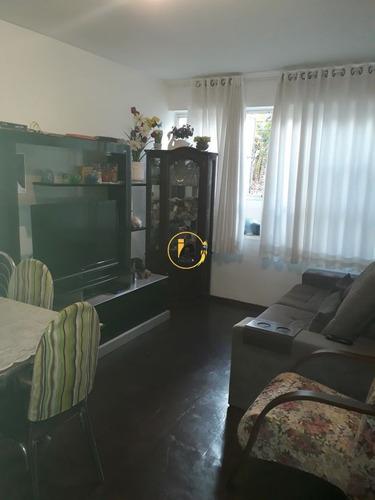 Apartamento Com 3 Quartos Para Comprar No Califórnia Em Belo Horizonte/mg - Ec17219