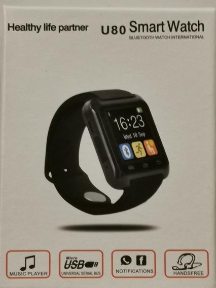 Smart Watch Bluetooth U80 Envío Gratis