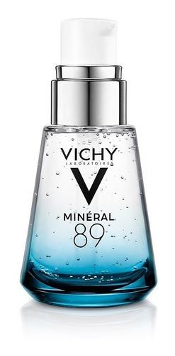 Fortalecedor Vichy Mineral 89 Hidratante Para Rostro X 30 Ml
