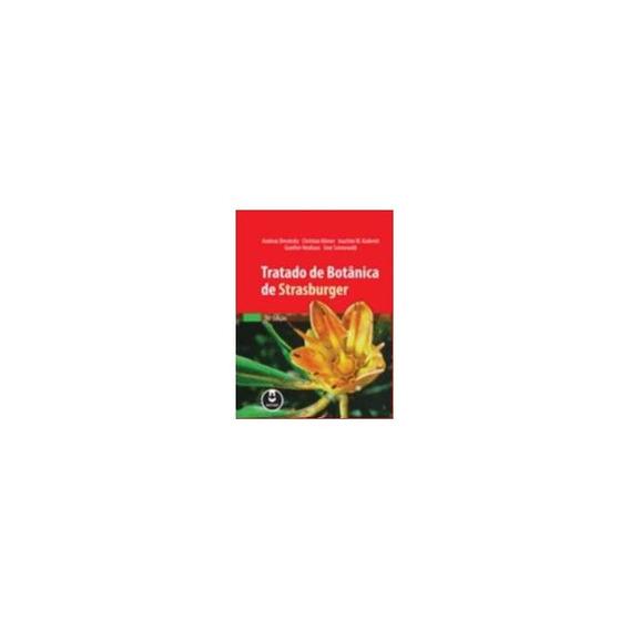 ***tratado De Botanica De Strasburger**&