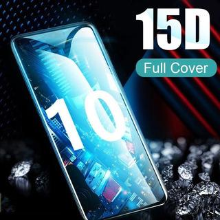 Para Galaxy Note 9 - Preto - 15d Curvo Borda Vidro De Tela T