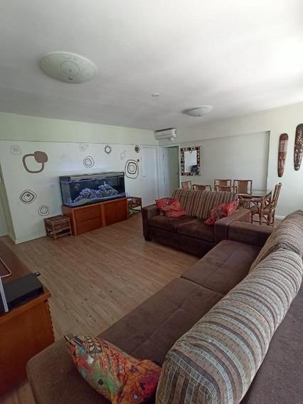 Apartamento Em Vila Alzira, Guarujá/sp De 110m² 3 Quartos À Venda Por R$ 477.000,00 - Ap359601