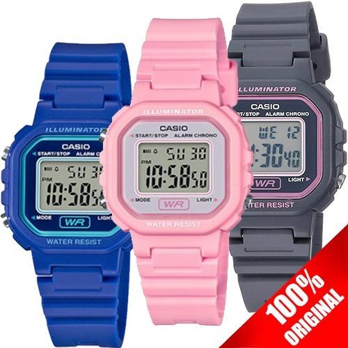 20ade80835fd Reloj Dama Casio La20 Varios Colores - Diseño Clásico -   549.00 en Mercado  Libre