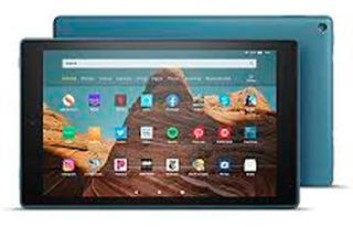 Tablet Amazon Fire 10 \ 32gb Ips 10,1 C/ Bateria De 12hrs.