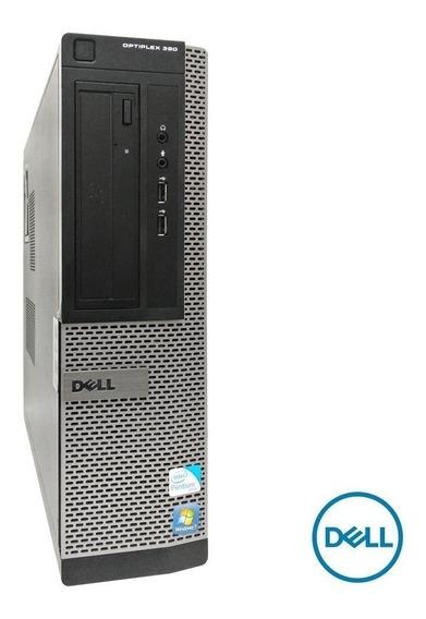 Cpu Dell 390 Core I5 2400 3,1ghz Memoria 4gb Hd 120gb