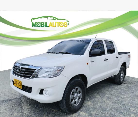 Toyota Hilux Td 4x4 2.5 2015