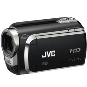 Filmadora Jvc Everio Gz-mg680bub - Hdd 120gb E Micro Sd