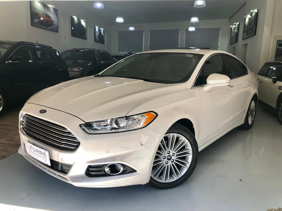 Ford Fusion 2.0 Titanium Awd 16v Gasolina 4p Aut