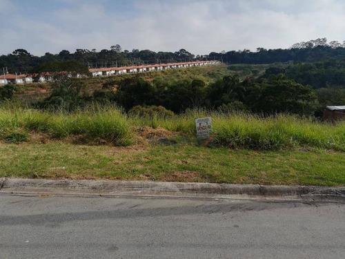 Terreno À Venda, 520 M² Por R$ 150.000,00 - Samambaia - Cotia/sp - Te0042