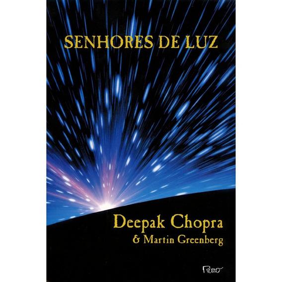 Livro Senhores De Luz Deepak Chopra Novo!!!