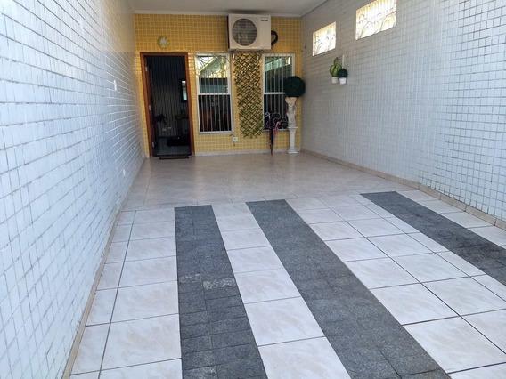 Casa Com 3 Dorms, Boqueirão, Santos - R$ 850 Mil, Cod: 14522 - V14522