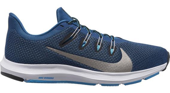 Tenis Nike Mens Quest 2 Blue Del25al28 Ci3787 401 Envio Gratis Facturamos