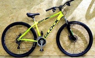 Bicicleta Mtb Marca Glock R29 Suspension Delantera