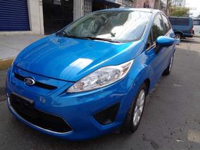 Ford Fiesta Se Hb 2012 Automatico