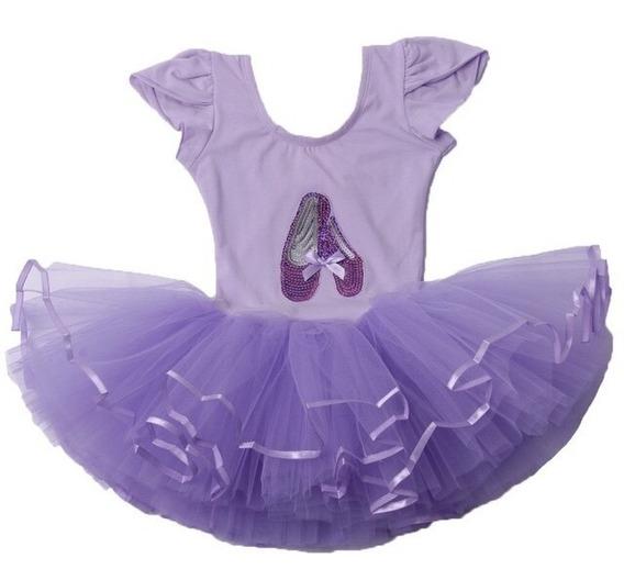 Collant Ballet Infantil Bailarina Saia Tutu Luxo Premium !
