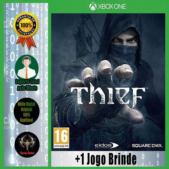 Thief Xbox One Midia Digital + 1 Jogo Grátis
