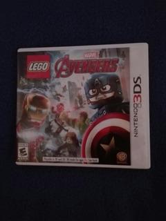 Lego Avenger 3ds