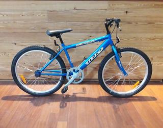 Bicicleta Rodado 24 Classic Halley