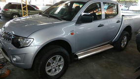 Mitsubishi L200 2012